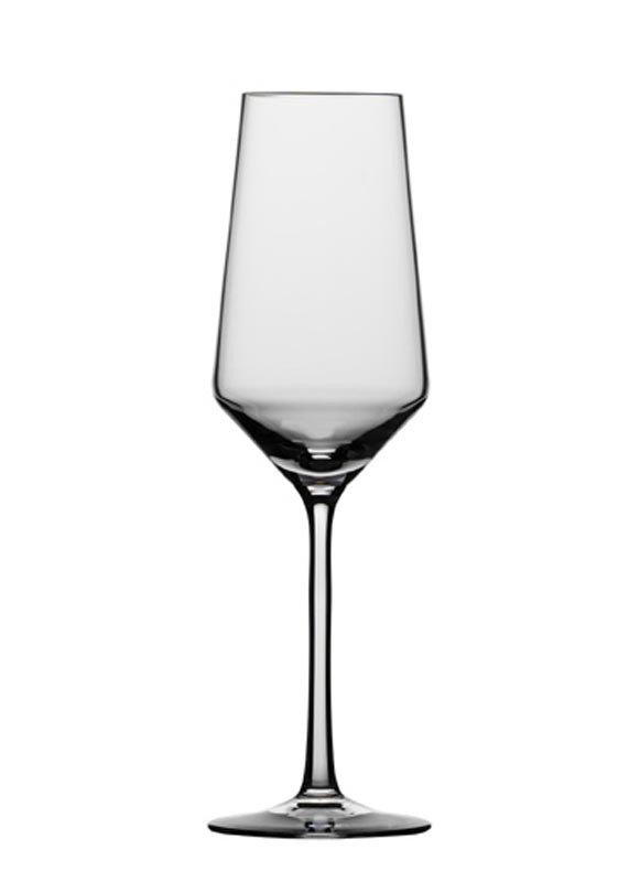 "Champagnerglas ""Pure"" Champagner mit Moussierpunkt (112418)"